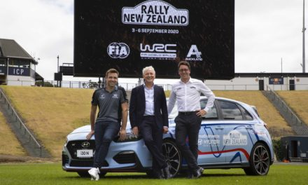 Mt Smart to provide historic action for Rally NZ