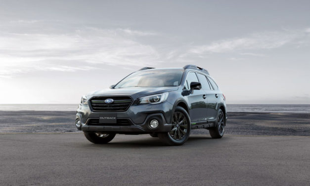 Subaru launches the most capable Outback ever