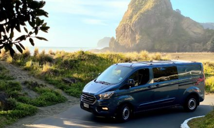 Ford Transit Custom Sport and double cab models arrive in New Zealand