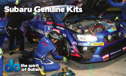Subaru genuine kits