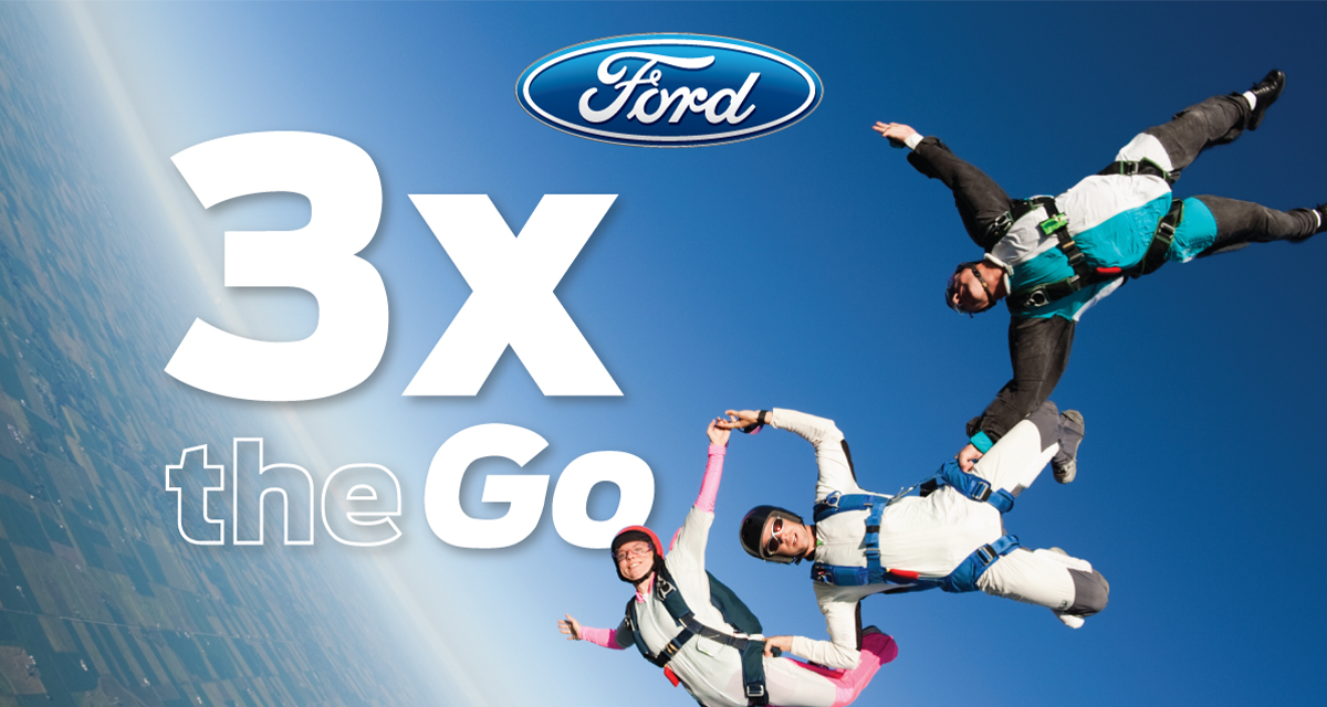 2020 Ford Triple Points Promotion