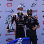 Win for Kohlbecker in F4 US at Barber Motorsport Park