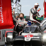 Hartley's Toyota wins 24 Hours of Le Mans