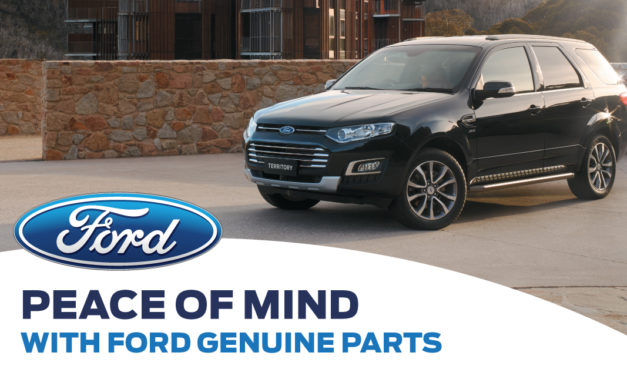 Ford genuine parts pricing for December, January & February