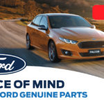 Ford Genuine Parts pricing for March, April, May 2021