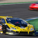 Brendon Leitch secures podium in 24 Hour series debut