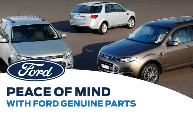 Ford Genuine Parts pricing for June, July, August 2021