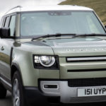 Land Rover Defender hydrogen trial this year